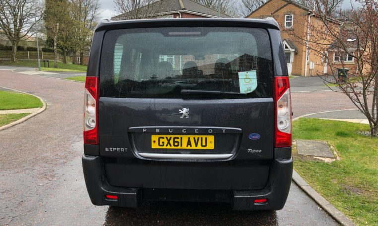 Wheelchair Accessible Vans For Sale By Owner >> NOW SOLD - Peugeot Expert Tepee 1.6 HDI Wheelchair Accessible Vehicle WAV 6 Seats Grey ...